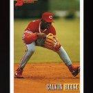 1993 Bowman Baseball #146 Pokey Reese - Cincinnati Reds