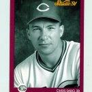 1991 Studio Baseball #170 Chris Sabo - Cincinnati Reds