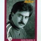 1991 Studio Baseball #127 Rafael Palmeiro - Texas Rangers