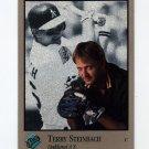 1992 Studio Baseball #229 Terry Steinbach - Oakland A's
