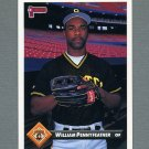 1993 Donruss Baseball #702 William Pennyfeather - Pittsburgh Pirates
