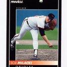 1992 Pinnacle Baseball #339 Bob Milacki - Baltimore Orioles