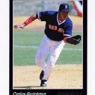 1993 Pinnacle Baseball #564 Carlos Quintana - Boston Red Sox