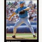 1993 Pinnacle Baseball #513 Jack Armstrong - Florida Marlins