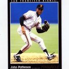 1993 Pinnacle Baseball #413 John Patterson - San Francisco Giants