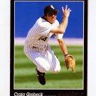 1993 Pinnacle Baseball #362 Craig Grebeck - Chicago White Sox
