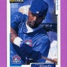 1998 Collector's Choice Baseball #265 Carlos Delgado - Toronto Blue Jays