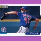 1998 Collector's Choice Baseball #251 Pat Hentgen - Toronto Blue Jays