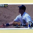 1994 Collector's Choice Baseball #275 Mickey Tettleton - Detroit Tigers