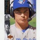1994 Upper Deck Baseball #189 Todd Stottlemyre - Toronto Blue Jays