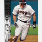 1994 Upper Deck Baseball #100 Kirt Manwaring - San Francisco Giants