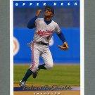 1993 Upper Deck Baseball #142 Delino DeShields - Montreal Expos