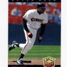 1993 Upper Deck Baseball #015 Steve Hosey - San Francisco Giants
