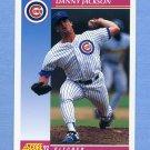1992 Score Baseball #120 Danny Jackson - Chicago Cubs