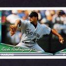 1994 Topps Baseball #312 Rich Rodriguez - Florida Marlins