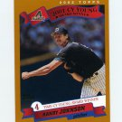 2002 Topps Baseball #715 Randy Johnson CY - Arizona Diamondbacks