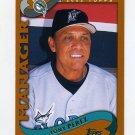 2002 Topps Baseball #303 Tony Perez MG - Florida Marlins