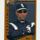 2002 Topps Baseball #278 Jerry Manuel MG - Chicago White Sox