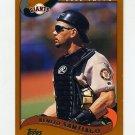 2002 Topps Baseball #068 Benito Santiago - San Francisco Giants
