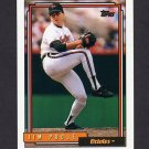 1992 Topps Baseball #683 Jim Poole - Baltimore Orioles