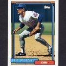 1992 Topps Baseball #067 Luis Salazar - Chicago Cubs