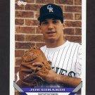 1993 Topps Baseball #425 Joe Girardi - Colorado Rockies