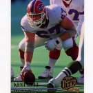 1994 Ultra Football #025 Kent Hull - Buffalo Bills