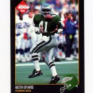 1992 Collector's Edge Football #132 Keith Byars - Philadelphia Eagles