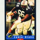 1992 Classic Football #96 Eddie Blake - Miami Dolphins NM-M