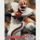 1992 Pro Set Football #099 Keith McKeller - Buffalo Bills
