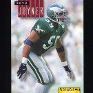 1994 Skybox Impact Football #206 Seth Joyner - Philadelphia Eagles