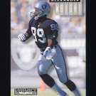 1994 Skybox Impact Football #136 Alexander Wright - Los Angeles Raiders