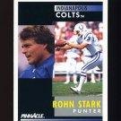 1991 Pinnacle Football #003 Rohn Stark - Indianapolis Colts