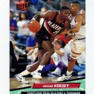 1992-93 Ultra Basketball #151 Jerome Kersey - Portland Trail Blazers