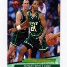 1992-93 Ultra Basketball #108 Alvin Robertson - Milwaukee Bucks