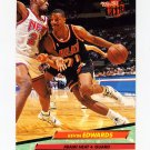 1992-93 Ultra Basketball #099 Kevin Edwards - Miami Heat