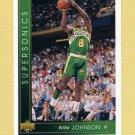 1993-94 Upper Deck Basketball #146 Eddie Johnson - Seattle Supersonics