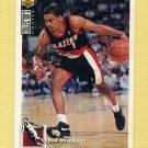 1994-95 Collector's Choice Basketball #151 Rod Strickland - Portland Trail Blazers
