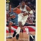 1994-95 Collector's Choice Basketball #137 Walt Williams - Sacramento Kings