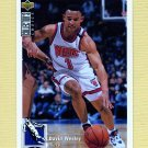1994-95 Collector's Choice Basketball #112 David Wesley - New Jersey Nets