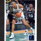 1994-95 Collector's Choice Basketball #093 Sean Rooks - Dallas Mavericks