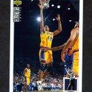 1994-95 Collector's Choice Basketball #085 Antonio Harvey - Los Angeles Lakers