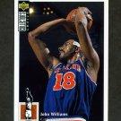 1994-95 Collector's Choice Basketball #018 John Williams - Cleveland Cavaliers
