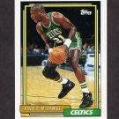 1992-93 Topps Basketball #293 Xavier McDaniel - Boston Celtics