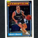 1992-93 Topps Basketball #224 Scott Skiles 20A - Orlando Magic