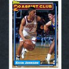 1992-93 Topps Basketball #222 Kevin Johnson 20A - Phoenix Suns