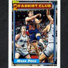 1992-93 Topps Basketball #218 Mark Price 20A - Cleveland Cavaliers