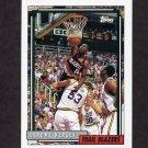1992-93 Topps Basketball #143 Jerome Kersey - Portland Trail Blazers