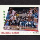 1991-92 Skybox Basketball #416 Danny Manning - Los Angeles Clippers