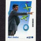 1991-92 Skybox Basketball #396 Matt Guokas CO - Orlando Magic